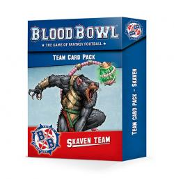 Skaven Team Card Packs