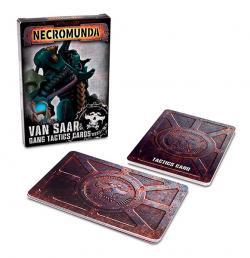 Van Saar Gang Tactics Cards