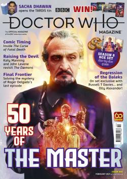 Doctor Who Magazine Nr 560