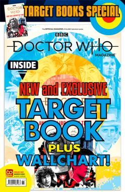 Doctor Who Magazine Nr 561