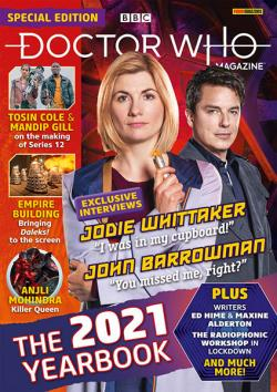Doctor Who Special #56: 2021 Yearbook