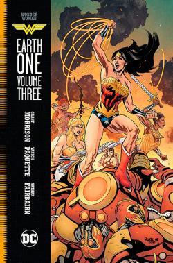 Wonder Woman Earth One Vol 3