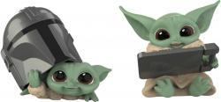 The Child Bounty Collection Figure 2-Pack 7: Peek & Data Tablet