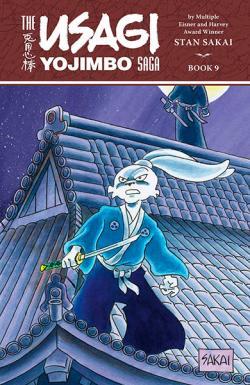 The Usagi Yojimbo Saga Vol 9