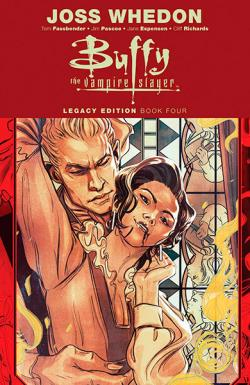 Buffy The Vampire Slayer Legacy Edition Book 4