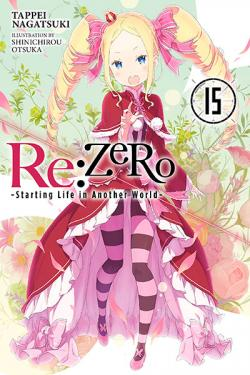 Re: Zero Light Novel 15