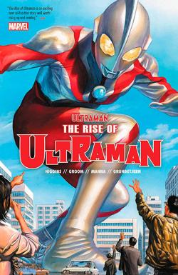 Ultraman Vol 1: The Rise of Ultraman