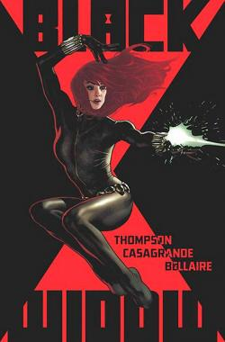 Black Widow by Kelly Thompson Vol 1: The Ties That Bind
