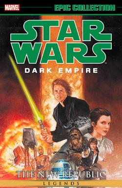 Star Wars Legends Epic Collection: The New Republic Vol 5