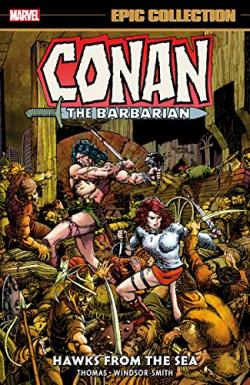 Conan the Barbarian: Hawks From the Sea