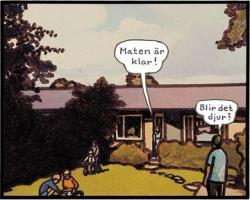 Magnet Jan Stenmark Djur