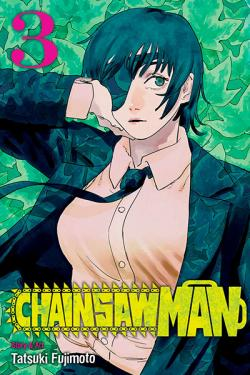Chainsaw Man Vol 3