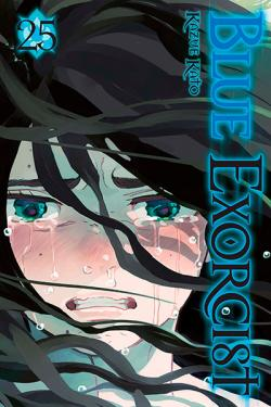 Blue Exorcist Vol 25