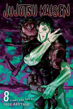 Jujutsu Kaisen Vol 8