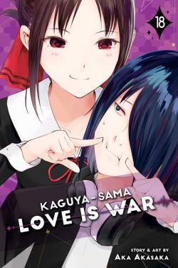 Kaguya-Sama: Love is War Vol 18