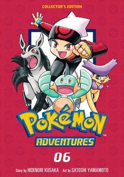 Pokemon Adventures Collector's Edition Vol 6