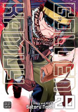 Golden Kamuy Vol 20