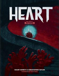 Heart RPG: The City Beneath