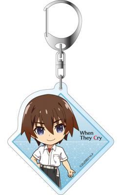Maebara Keiichi Acrylic Key Chain