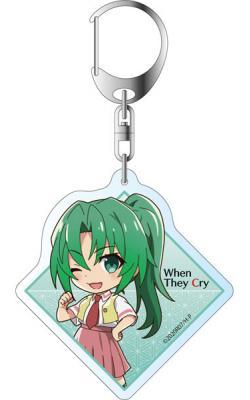 Sonozaki Mion Acrylic Key Chain