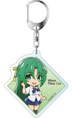 Sonozaki Shion Acrylic Key Chain