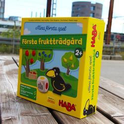 Mina första spel - Första Fruktträdgård