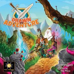 Drawn to Adventure