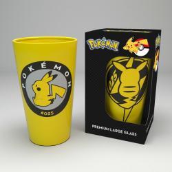 Premium Pint Glass Pikachu