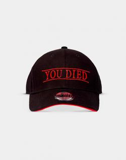 Curved Bill Cap You Died