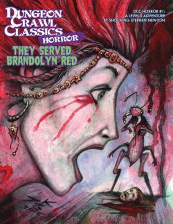 Horror #1 - They Served Brandolyn Red