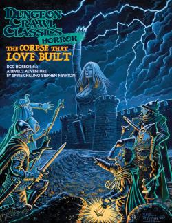 Horror #4 - The Corpse That Love Built