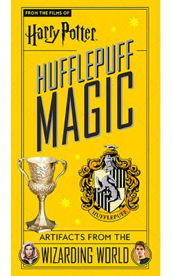 Harry Potter Hufflepuff Magic: Artifacts from the Wizarding World