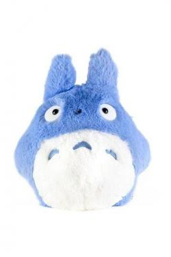 My Neighbor Totoro Plush Figure Nakayoshi Blue Totoro 18 cm