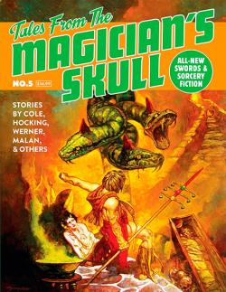 Goodman Games: Tales from the Magician`s Skull No. 5