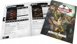 Maximum Apocalypse RPG Monster Manual