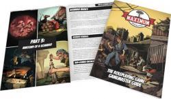 Maximum Apocalypse RPG Gamemaster Guide