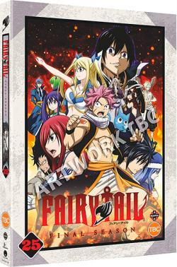 Fairy Tail, The Final Season Collection 25