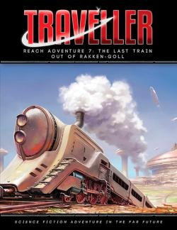 The Last Train Out of Rakken-Goll Adventure