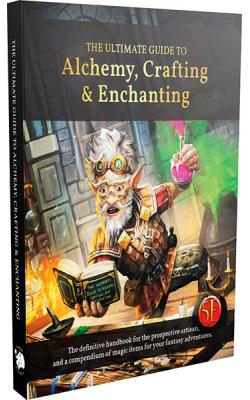 The Ultimate Guide to Alchemy, Crafting, and Enchanting