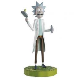 Evil Rick Figurine