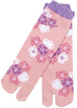 Socks Two-toe Tabi Marisakura