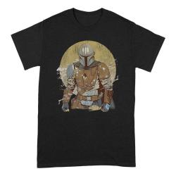 The Mandalorian Distressed Warrior