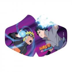 Face Mask Naruto Vs Sasuke