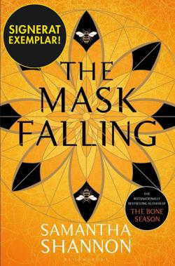 The Mask Falling (Signerad)
