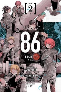 86 Eighty Six Vol 2
