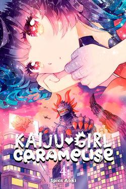 Kaiju Girl Caramelise Vol 4