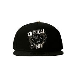 Snapback Cap Critical Hit