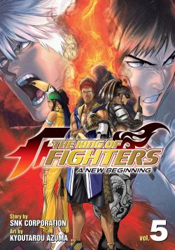 The King of Fighters: A New Beginning Vol 5