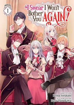 I Swear I Won't Bother You Again Light Novel Vol 1