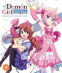 The Demon Girl Next Door: Complete Collection